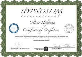 HypnoSlim Therapeut Oliver Hofmann